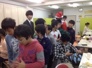 クリスマス会を行いました!!5